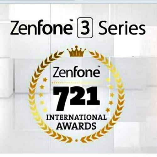 Menangkan 721 Penghargaan Internasional, Asus Zenfone Brand Smartphone Paling Diakui