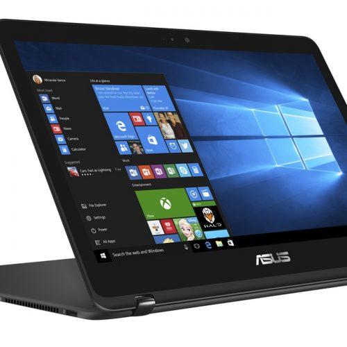Awal Tahun, Asus 'Gebrak' Pasar Lewat ZenBook UX360UAK Berprosesor Intel Core i7