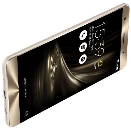 ASUS ZenFone 3 Deluxe, Smartphone Berkemampuan Super Serba Yang Pertama di Dunia