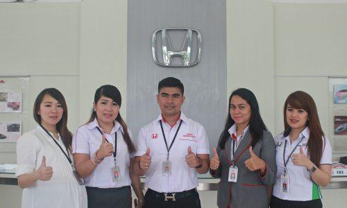 Berprestasi, 5 Karyawan Honda Kerta Jaya Utama Group Diberangkatkan ke Taiwan