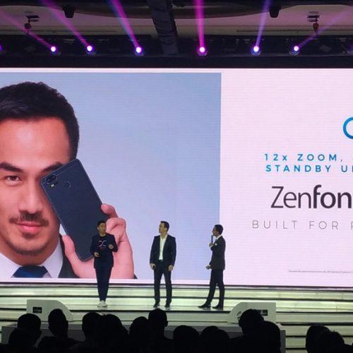 ASUS ZenFone Zoom S, Smartphone Fotografi Dengan Fitur Optik Dual-Lensa