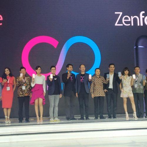 ASUS Zenfinity 2017 Resmi Hadirkan ZenFone Live & ZenFone Zoom S
