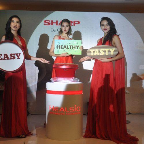 SHARP Healsio Automatic Cookware, Ciptakan Hidangan Mudah, Sehat & Lezat