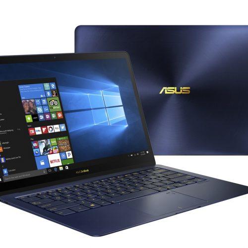 ASUS Lahirkan Ultrabook Tertipis Ditenagai Intel Core i7 Generasi ke-8