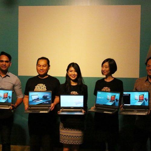 ASUS Vivobook A407, Laptop Kekinian Dilengkapi Keamanan Terbaik Dengan Harga Terjangkau