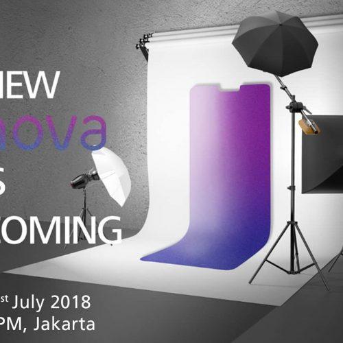 Lewat Nova Series, Huawei Hadirkan Smartphone Premium