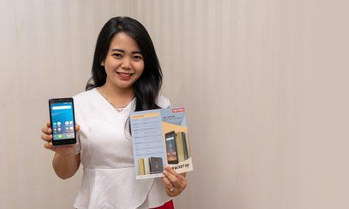 Rocket T7, Smartphone Premium Buat Tampilan Makin Percaya Diri