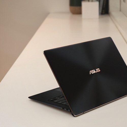 ASUS ZenBook S UX391UA, Ultrabook Tangguh Berdesain ErgoLift Nan Inovatif