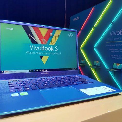 ASUS VivoBook S, Laptop Bertenaga Penuh Gaya dan Warna