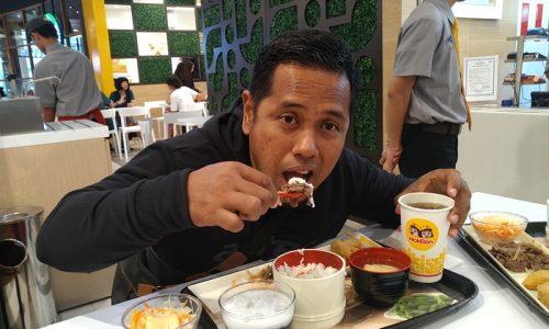 HokBen, Pelopor Masakan Cepat Saji Ala Jepang Datang ke Pekanbaru