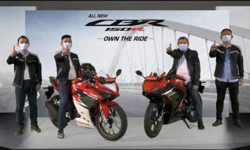 Capella Honda Resmi Luncurkan All New CBR150R di Riau