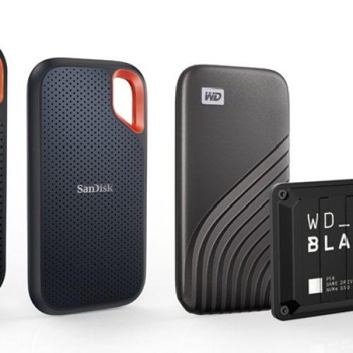 Western Digital Hadirkan Rangkaian SSD Portable Berkapasitas Tinggi