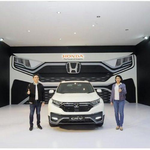 Penasaran dan Ingin Beli Honda New CR-V? Yuk ke Pameran Honda HSH dan HAS