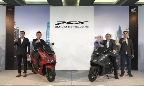 Generasi Terbaru All New Honda PCX Resmi Hadir di Riau