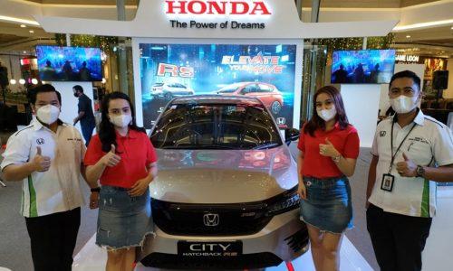Honda Luncurkan City Hatchback RS di Pekanbaru, Sediakan Hadiah Motor dan Smart TV
